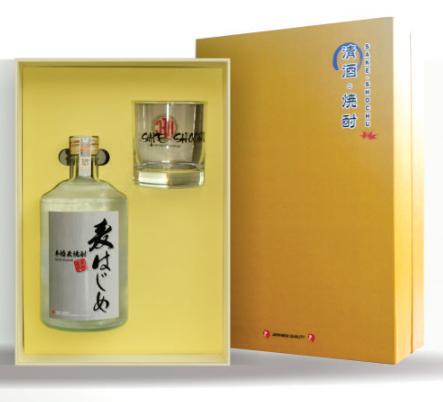 MUGI SHOCHU WINE