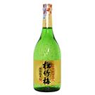 Premium Sochikubai Tokubetsu Junmai 720ml