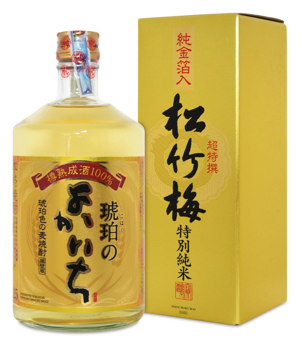 Kohaku No Yokaichi Barley Shochu 720ml