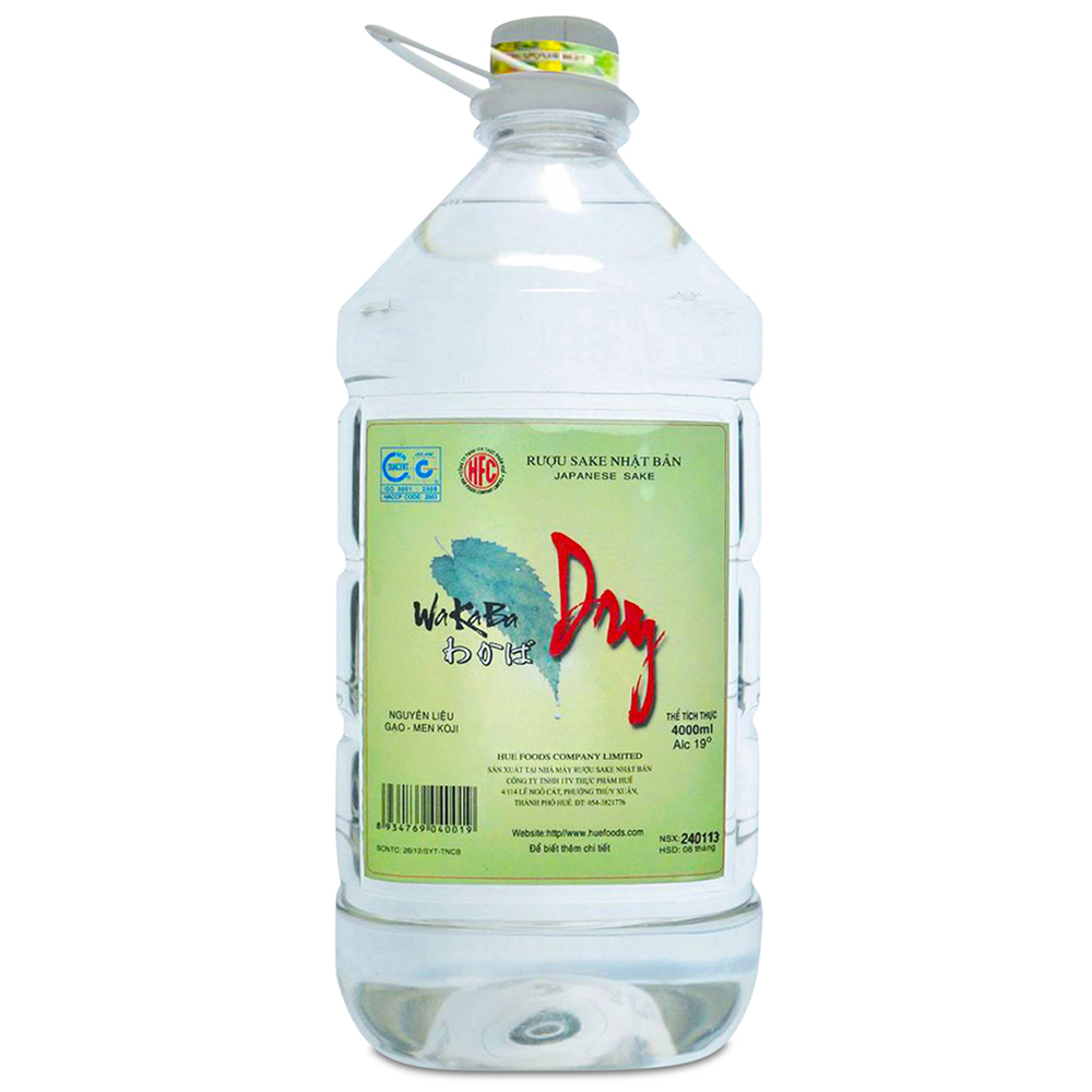 Wakaba 4000ml